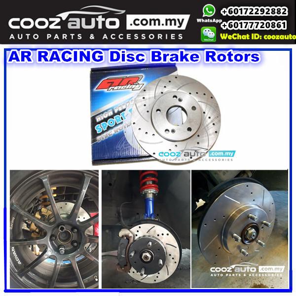 Toyota Corolla Altis 1 8 / 2 0 2006-2013 - FRONT AR Racing Performance Disc  Brake Rotor