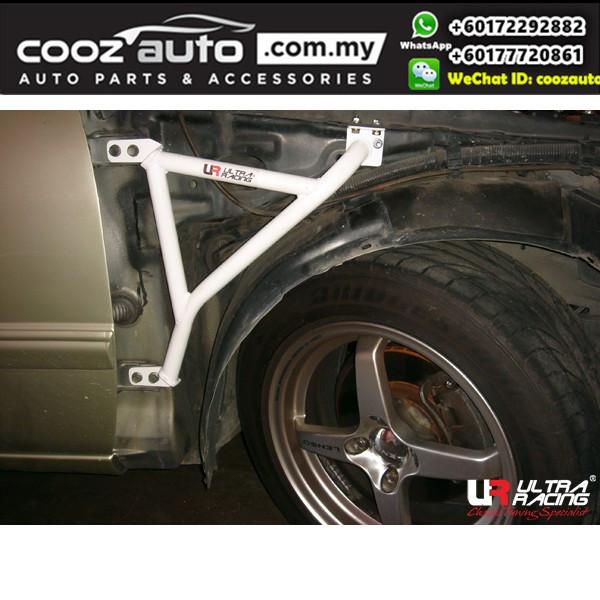 Toyota Corolla AE101 / AE111 Ultra Racing Fender Bar / Brace Bar (3 Points)