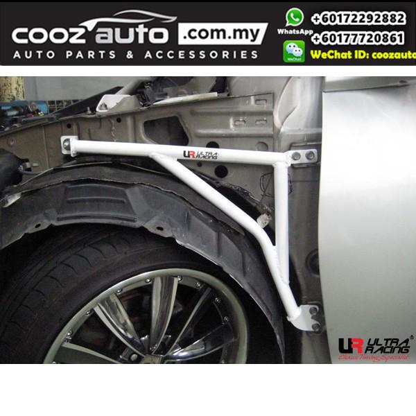 Toyota Caldina Turbo Ultra Racing Fender Bar / Brace Bar (3 Points)