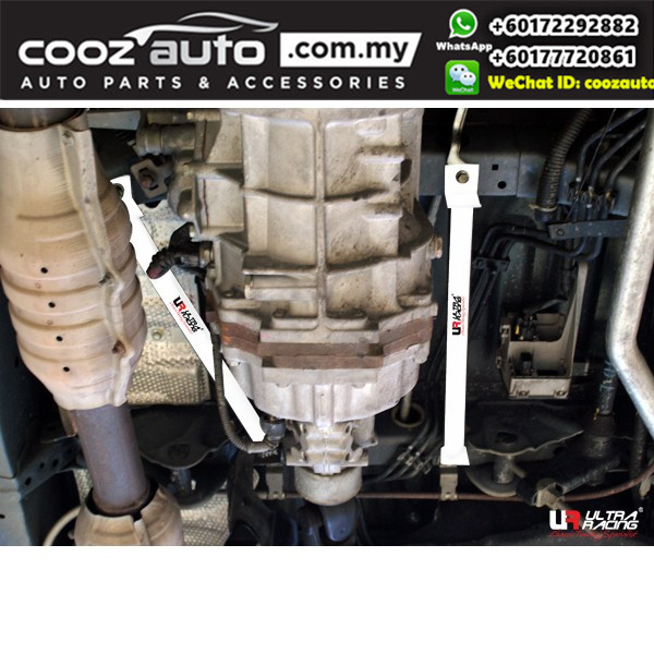 Toyota Hiace H-200 2.5 Diesel 2004 Ultra Racing Middle Lower Bar / Middle Member Brace (4 Points)
