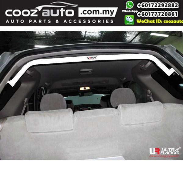 Toyota Rush 7 Seater Ultra Racing Rear Upper Bar / Rear Upper Brace / C Pillar Bar (2 Points)