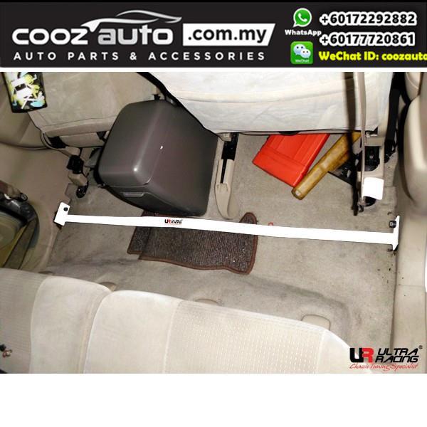 Toyota Rush 7 Seater Ultra Racing Room Bar / Rear Cross Bar (2 Points)