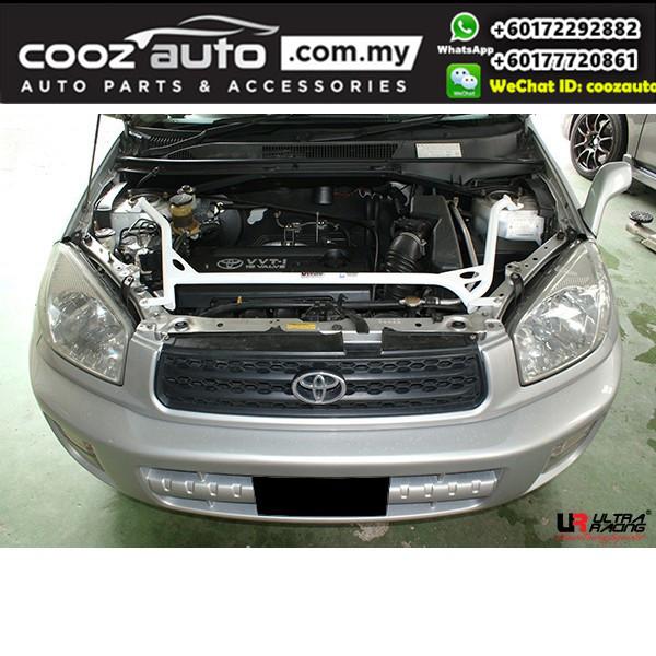 Toyota RAV4 XA20 2.0 2000-2006 4D Ultra Racing Front Strut Bar / Front Tower Bar (4 Points)