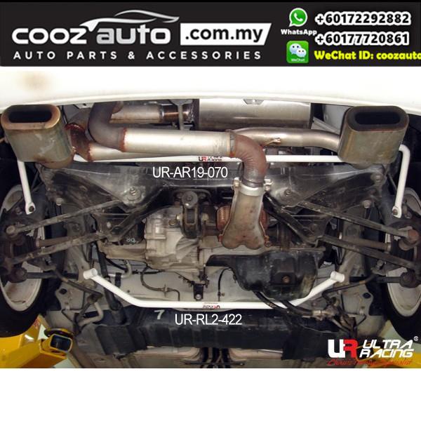Toyota MRS 2004-2007 (19mm) Ultra Racing Rear Anti-roll Bar / Rear Sway Bar / Rear Stabilizer Bar