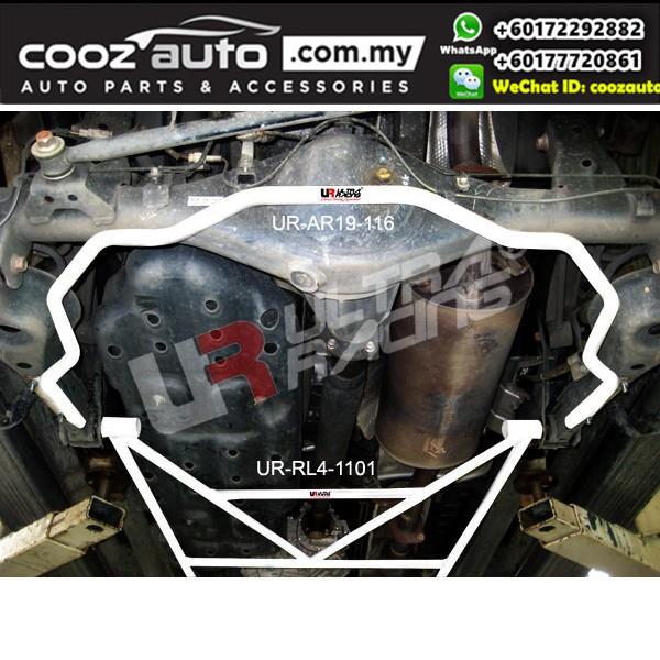 Toyota Innova 2.0 2003-2008 (19mm) Ultra Racing Rear Anti-roll Bar / Rear Sway Bar / Rear Stabilizer Bar