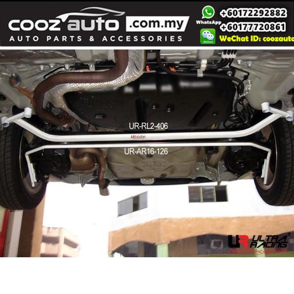Toyota Yaris 2005 (23mm) Ultra Racing Rear Anti-roll Bar / Rear Sway Bar /  Rear Stabilizer Bar