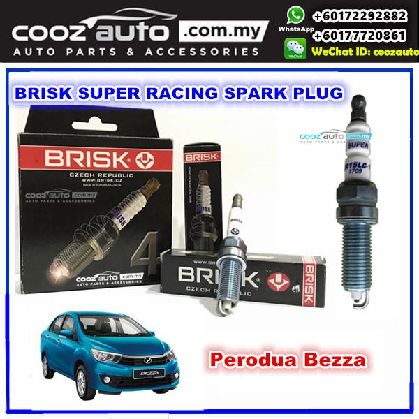 Perodua Bezza Brisk Super Racing Spark Plug
