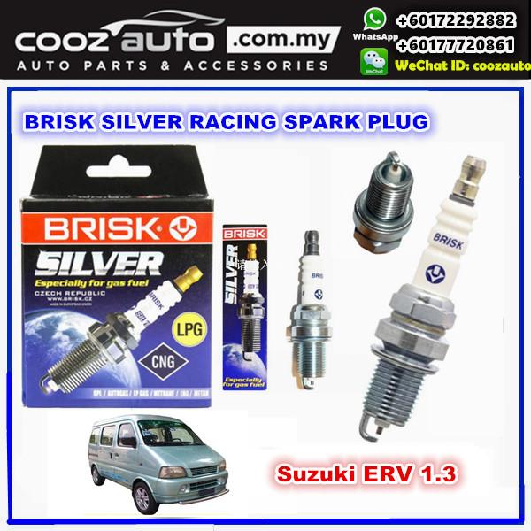 Suzuki ERV 1.3 Brisk Silver Racing Spark Plug